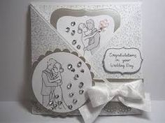 Image result for handmade wedding cards embossed