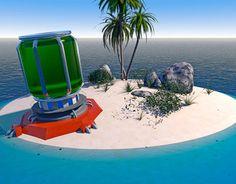 "Check out new work on my @Behance portfolio: ""Boom Beach in Cinema 4d"" http://be.net/gallery/37419301/Boom-Beach-in-Cinema-4d"