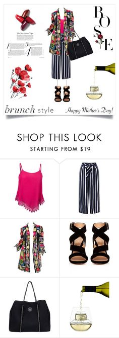 """""""Happy Mother's Day!"""" by opavlenko2805 ❤ liked on Polyvore featuring WithChic, Monsoon, Gianvito Rossi and Roxy"""