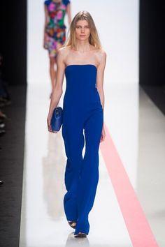 Leonard Spring/Summer 2014 love cobalt blue