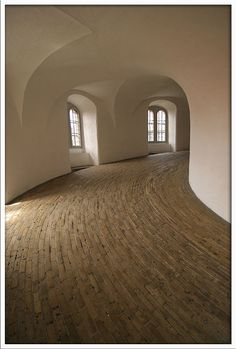 The Round Tower, Copenhagen. Love it, amazing views from the top.