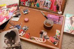 Dorm Essentials: Vision Board :College Lifestyles