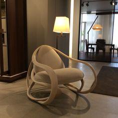 Giorgetti rocking chair