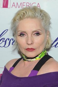 """Debbie Harry: Now She may now prefer to be known as Deborah Harry, but little else about the 66-year-old rocker has changed. In 2007, she released her most recent solo album, """"Necessary Evil,"""" and in 2011 reunited with Blondie for the band's ninth studio album, """"Panic of Girls.""""-Xfinity Music Programmers"""