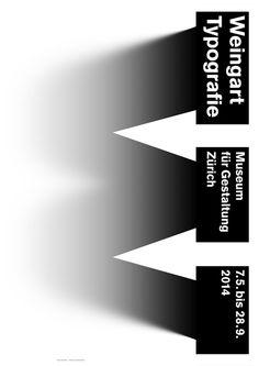 Ralph Schraivogel Weingart typografie