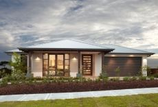 Explore over 60 modern home designs & house plans from Rawson Homes. Our home builders service throughout Sydney, Regional NSW, Newcastle & ACT. Rawson Homes, Modern House Design, Home Builders, Gazebo, House Plans, Outdoor Structures, Shower Ideas, Baby Shower, Image