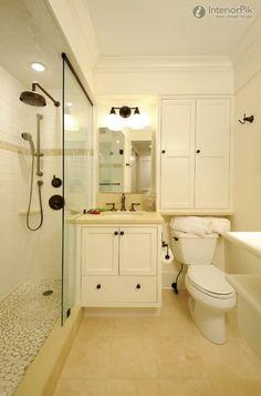 ötletek tároló szekrény a vécé fölött kis fürdőszoba