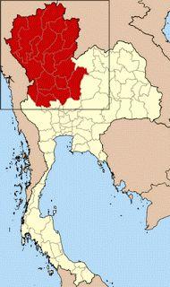 Fabio in Thailandia.: Thailandia: il nord.
