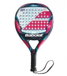 Pala de pádel Babolat Star Women para jugadoras de nivel avanzado que buscan comodidad y manejabilidad en sus partidos.     ADEMÁS EN play&help EL 5% DE LOS BENEFICIOS ES SOLIDARIO