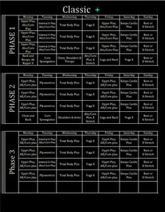 p90x3 workout schedule pdf download