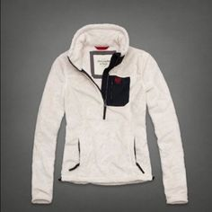 Abercrombie Mountain Fleece Jacket