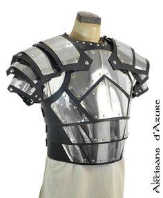 Conqueror's armor with shoulder. $900.00, via Etsy.
