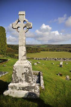 Celtic Cross, The Burren, Ireland