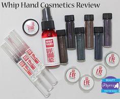 Whip Hand Cosmetics Review via @Phyrra #crueltyfree #beauty
