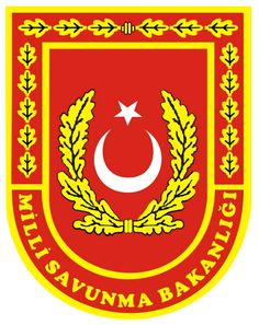 Milli Savunma Bakanlığı (MSB) Vektörel Logosu [CDR-PDF Files] - Republic of Turkey Ministry of National Defense