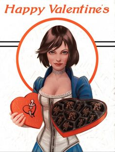 #BioshockInfinite Valentine