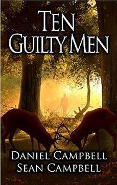 Ten Guilty Men (A DCI Morton Crime Novel Book 3) by Sean Campbell