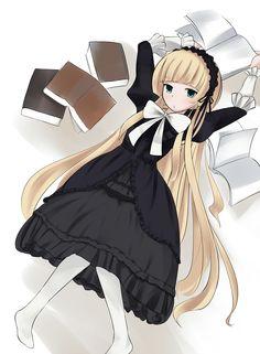 victorique de blois doll | Victorique de Blois – Protagonista do anime Gosick ~moe~