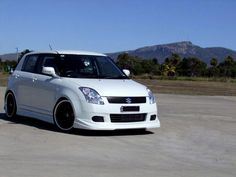 #SouthwestEngines Modified Suzuki Swift 2007 Nice Front!