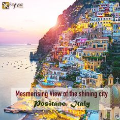#Positano is a cliffside village on southern #Italy's Amalfi Coast. It's a well-known #holidaydestination with a pebble beachfront and steep, narrow streets lined with #boutiques and #cafes.  Contact our consultants to find out about special promotions and offers for your holiday to #Italy Call us at +65 6235 2900 now!