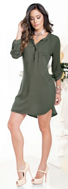44 ideas fashion dresses simple outfit for 2019 Cute Dresses, Casual Dresses, Short Dresses, Fashion Dresses, Fashion Clothes, Beautiful Dresses, Summer Dress Outfits, Chic Outfits, Black Outfits