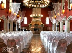 Glenmoor Country Club is a gorgeous venue with its high vaulted ceilings and ornate  windows.  Giving it a medieval/gothic styling.  Wedding photography by Christopher Norris Photographers, Cleveland