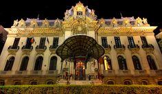 George Enescu Museum (Cantacuzino Palace), Calea Victoriei, Bucureşti, Romania | Flickr - Photo Sharing!