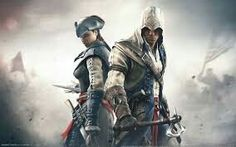 Aveline: Assassin's Creed Liberation for PSVita. Original: [link] Assassin's Creed - Aveline and Connor Fantasy Male, Dark Fantasy, Xbox, Playstation, Aveline De Grandpre, Arte Assassins Creed, Assassin's Creed Wallpaper, Screen Wallpaper, Connor Kenway