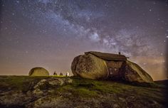 "Flintstones House by Henrique Martins - Fafe mountains of northern Portugal, A Casa do Penedo, or ""the House of Stone,"""
