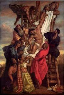God Verses Man: The Sacrifice Of Christ