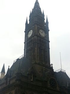 Its Middlesbrough town hall