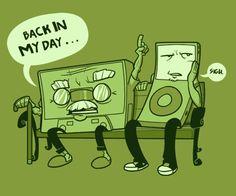 Grandpa Cassette