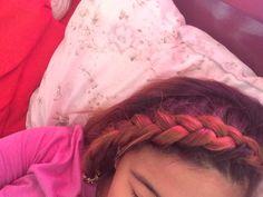 Dutch braid (hair ban)