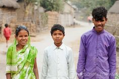 """Psalm 68:5 says, """"A father of the fatherless, a defender of widows, Is God in His holy habitation."""" This woman has seen God's love displayed in her life—though her husband passed away, she and her children were taken care of by the believers around her.  Learn how you can reach out to widows in South Asia."""
