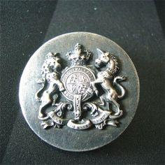 Bouton Button Ancien 2 6 CM DE Diamètre | eBay