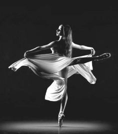 Dance is the hidden language of the soul. Martha Graham ballet pose