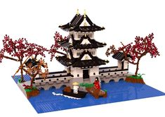 LEGO Ideas - Bridge Tower
