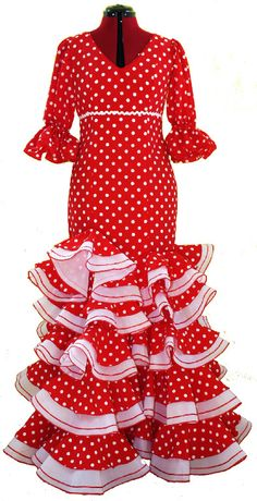 Flamenco dresses Flamenco dance dress Flamenco costume outfit