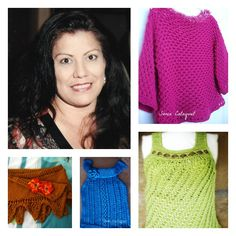 Loom Knit Sweaters - FREE-Patterns