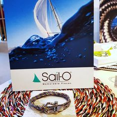 """Mi piace"": 3, commenti: 2 - Sail-O® Official (@sailomemorablepieces) su Instagram: ""Altaïr Arlequin: a splash of colours has landed in the S/S18 Sail-O bracelet collection!…"""
