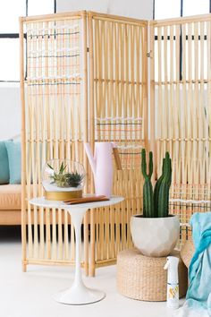 The Ultimate Home Decor Multi-Tasker: Folding Screens — Currently Obsessed