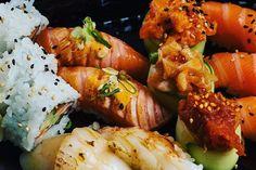 Matotografering för @iki_lkpg idag. Maten är lika god om inte godare än det ser ut. Östergötlands bästa sushi för att hämtas när suget infinner sig! #nikonphotography #matfoto #sushi #ig_sweden #gott #foodlover #foodporn #food #ikibyshinnori #shinnori #linköpingsbästakrog #hungrig #zoranfoto