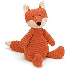 Jellycat Cordy Roy Fox >>> Check this awesome product by going to the link at the image. (This is an affiliate link) #StuffedAnimalsPlushToys