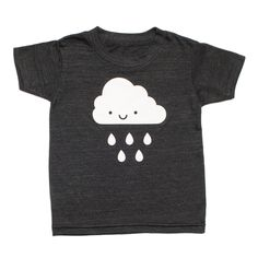 Kawaii Cloud T-shirt: Whistle and Flute