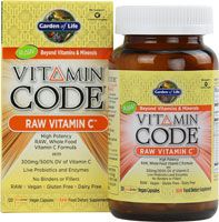 Garden of Life Vitamin Code® RAW Vitamin C™