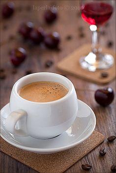 ༺Aline ♥ #aroma #coffee
