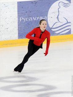 Julia Lipnitskaia  Practise