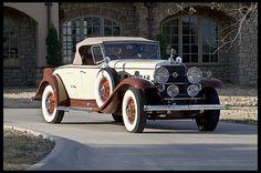 1931 Cadillac V-12 Roadster - (Cadillac Motors, Detroit, Michigan 1902- present )