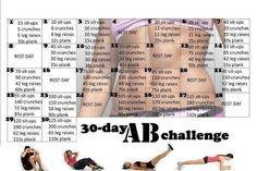 30 AB CHALLENGE