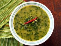 Chettinad Keerai Mandi Recipe With Amaranth Greens